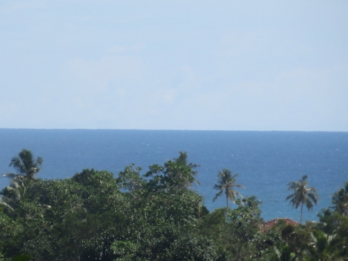 Bare land with the Ocean view