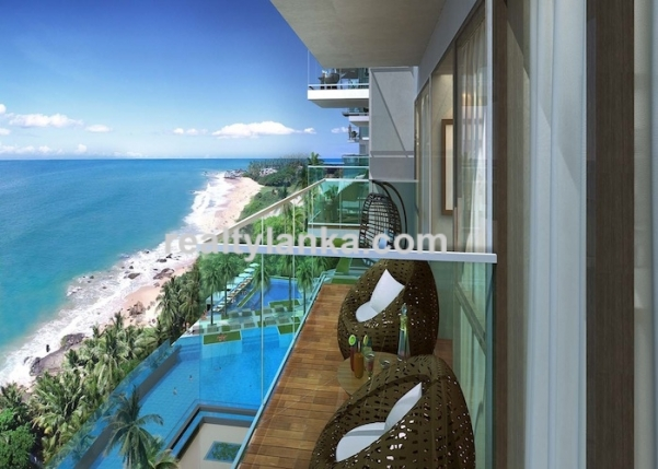 Dusit Thani Beachfront Apartments