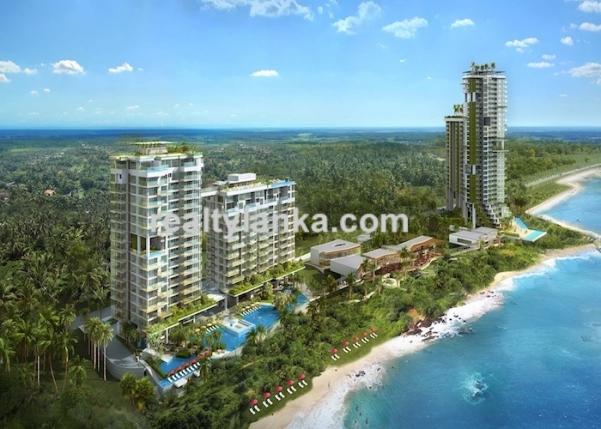 Dusit Thani Beachfront Apartments