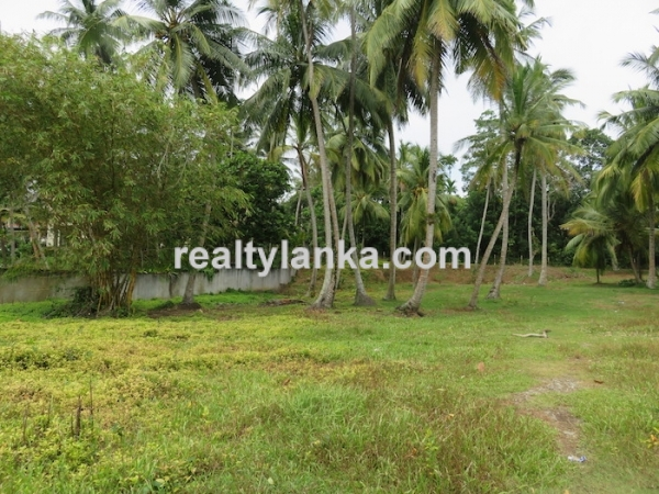 123 Perches Land Facing Koggala River