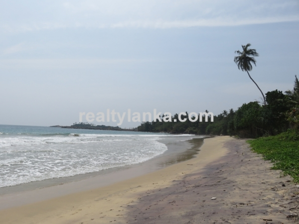 Beachfront Property In Dickwella