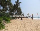 Beachfront Property Next to Galle Road BB 66