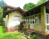 Old Colonial House in Habaraduwa GI 119