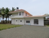 Villa Facing Galle Road HB 41