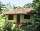 A Small Colonial House With Paddy View AI 18